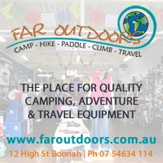 far outdoors camping equipment boonah scenic rim