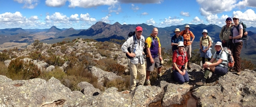 Horizon Guides Day Walks 2016